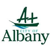 Wa logo city of albany