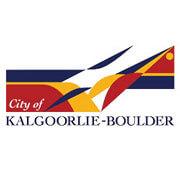 Wa logo city of kalgoorlie