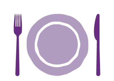 Foodbank Meals Icon