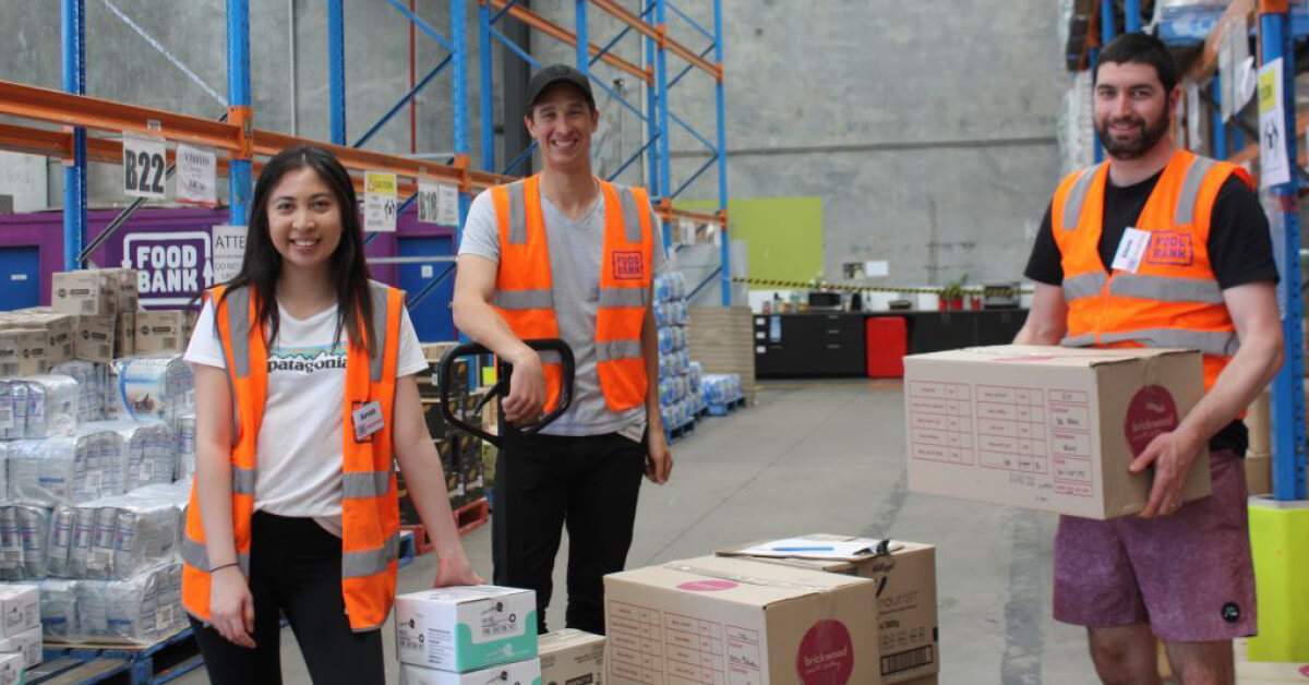 Port of Melbourne extends partnership with Foodbank Victoria 1
