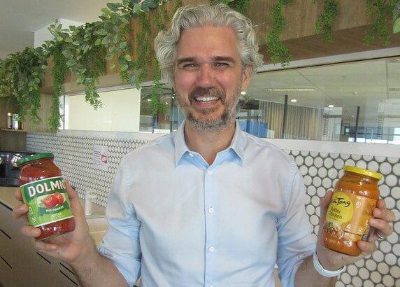 Bill Heague Mars Food Australia General Manager 3